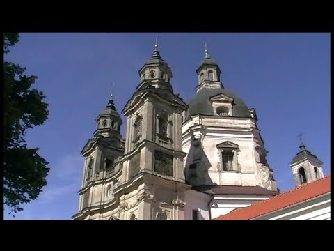 Kaunas  in Different Colors (2018) part 14*Pažaislis*Travel Lithuania