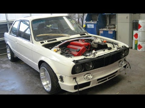 1991 BMW 318is E30 M42 Total Restoration Project