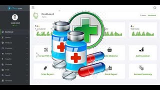 How to add and manage medicine in Pharmacy Software