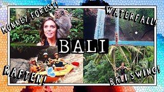 AVONTUURLIJKE HOTSPOTS OP BALI! DIT MOET JE HEBBEN GEZIEN 🐒🌴💕!  Laura Ponticorvo | TRAVEL VLOG
