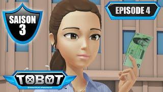 Tobot - Saison 3, Episode 4 : L'enquête sur Limo | Episode en intégralité
