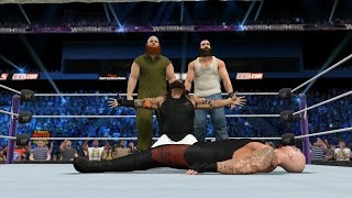 WWE 2K15 - Bray Wyatt vs The Undertaker