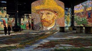 Vincent by Jim van der Zee - Atelier des Lumières (Paris, France)