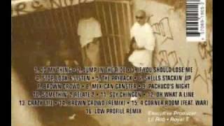 Video Lil Rob-Mexican Gangster download MP3, 3GP, MP4, WEBM, AVI, FLV Oktober 2017