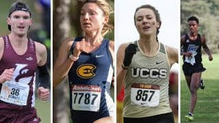 DII & DIII XCTop Performers| October 4th