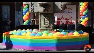 Día Gay en el Parque de Atracciones de Madrid