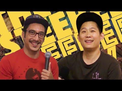 Kassem G on The Steebee Weebee Show [s2 ep15]