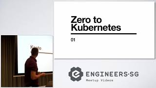 Developer's Gym - Zero to Kubernetes - JuniorDevSG