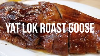 yat lok roast goose hong kong s essential eats with mark wiens