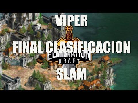 1000 USD FINAL DE CALIFICACION SLAM vs VIPER