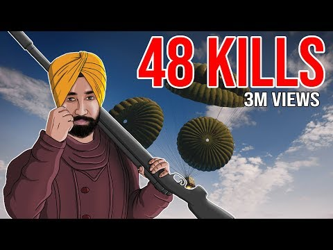 48 kills | M249 BEAST | PUBG MOBILE