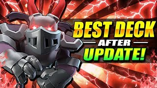 *NEW!* HIGH POWER GIANT TROPHY DECK!! ~ BEST DECK AFTER UPDATE!