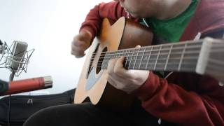 Cameo/Korn/Little Mix - Word Up (Will Hoey - fingerstyle cover) #LowdenYoungGuitarist