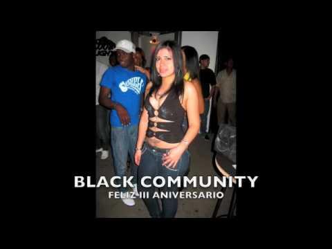 III Aniversario Black Community Crew