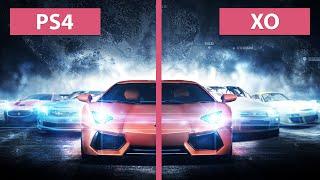 The Crew – PS4 vs. Xbox One Graphics Comparison [FullHD]