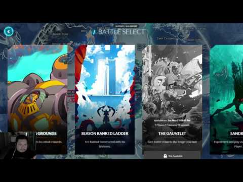 Duelyst - Beginners Guide For Starting Your Collection