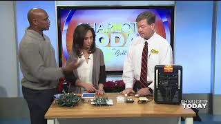 Christmas Electrical Tips by Rusty Wise of Mister Sparky
