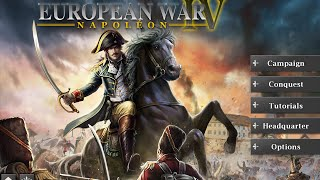 European War 4: Napoleon walkthrough - Battle of Austerlitz