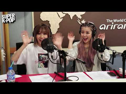 Super K-Pop 칸KHAN&39;s   on Arirang Radio part2