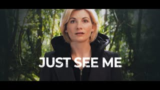 Doctor Who | just see me (1963-2017) [с/w Thorny Rose]
