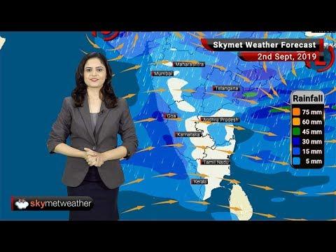 weather-forecast-sep-2:-heavy-rains-to-lash-rajkot,-surat-and-nagpur,-moderate-showers-in-mumbai