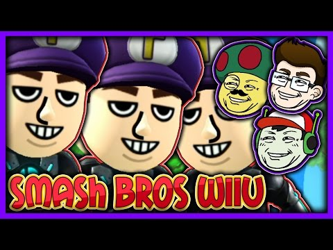 Super Smash Bros? Wohl eher Super... Flash Bros. Halt den Mund, Jonny.