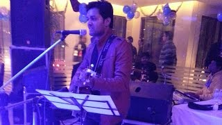 Video Compilation Of Parth Chakraborty Live at Hotel Vibe - Lalit Travelers