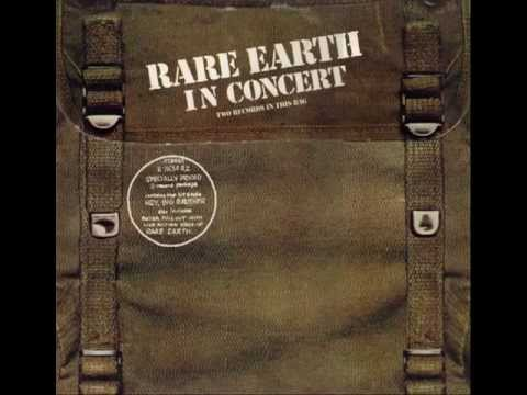 Rare Earth In Concert_1971_Thoughts + (I Know) I'm losing you + I just want to celebrate