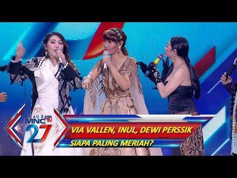 Via Vallen, Inul, Dewi Perssik. Siapa Yang Lebih Meriah? - Kilau Raya MNCTV 27 (20/10)