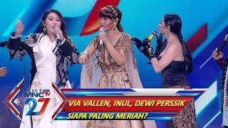 Via Vallen, Inul, Dewi Perssik. Siapa Yang Lebih Meriah? - Kilau Raya MNCTV 27 (20/10) MP3
