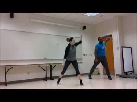 Zumba Dance- Overcomer by Mandisa