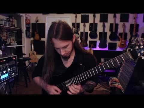 """Lick 100 """"Octavarium Keyboard Solo"""" by Dream Theater Guitar Cover"""