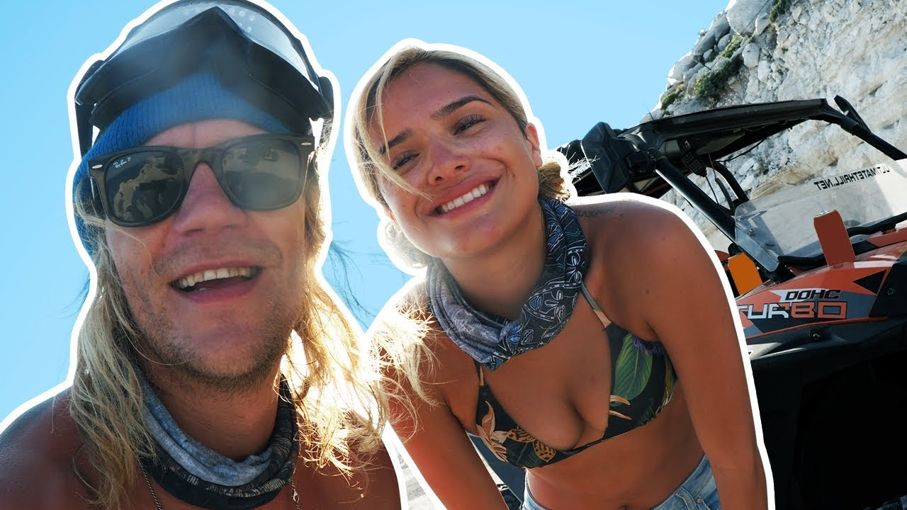 Racing Though Cabo with Chachi Gonzales