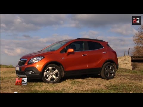 opel mokka 4x4 1 7 cdti 2014 crazy test drive youtube. Black Bedroom Furniture Sets. Home Design Ideas