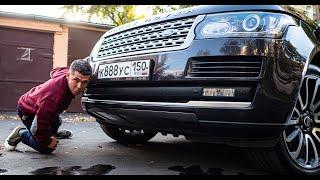 Land Rover Range Rover 4 - Отзыв владельца. Все плюсы и минусы | Как купить Рендж Ровер с пробегом.