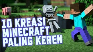10 Minecraft Paling Keren (Maret 2016) | Bahasa Indonesia