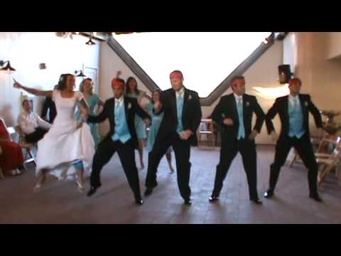 Incredible Surprise First Wedding Dance So Funny! M&K
