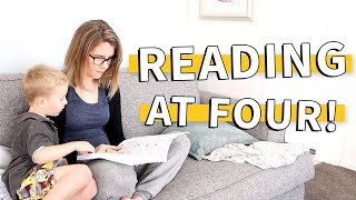 HOW I TAUGHT M¥ CHILD TO READ | Tips for teaching your child to read