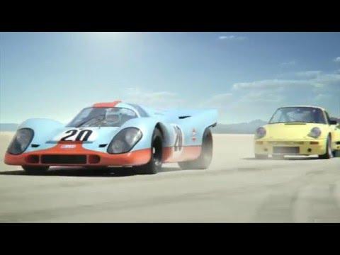 Compilation of Jeff Zwart Directed Porsche Commercials
