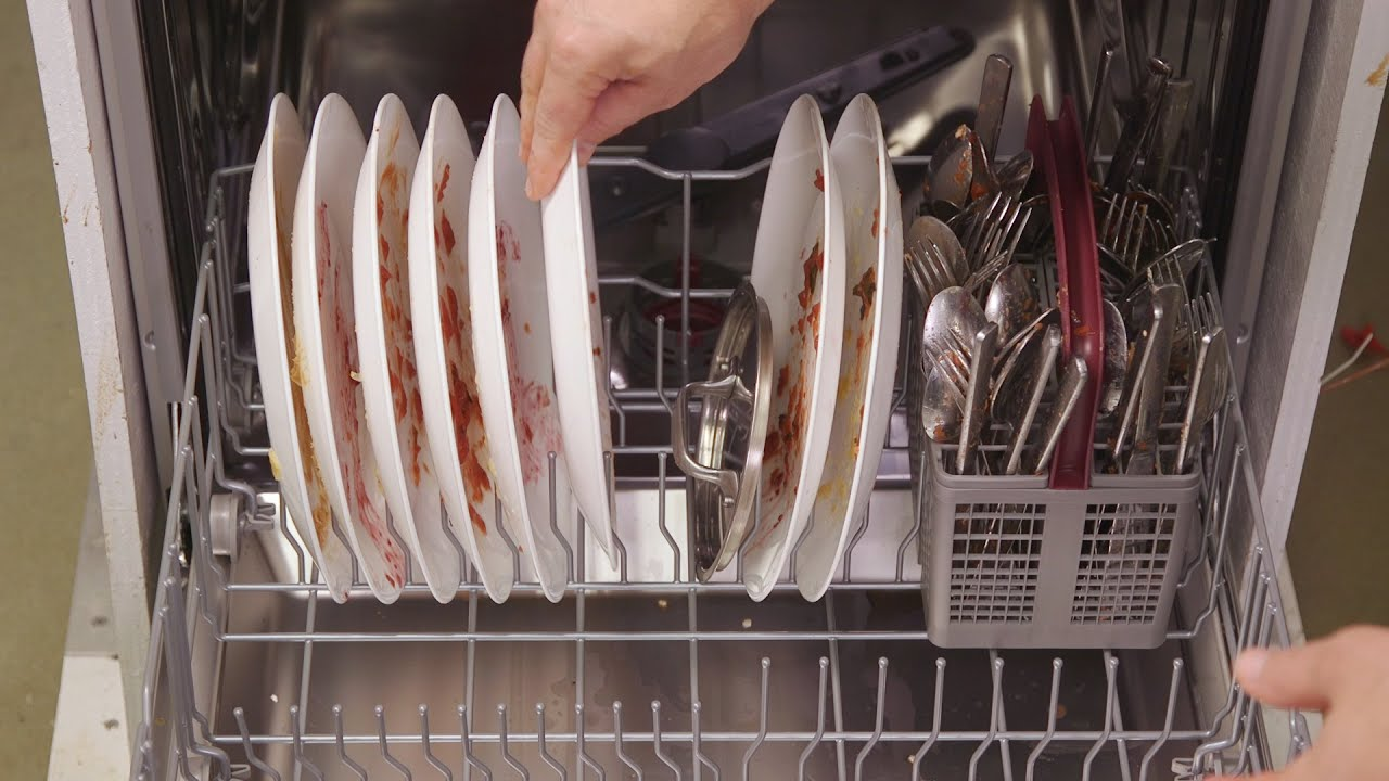 How To Properly Load A Dishwasher Consumer Reports Youtube