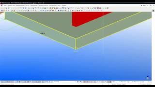 Tekla Structures. Урок 3. Создание базы колонны Узел 1