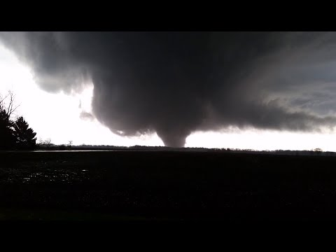Tornados en Illinois US  9 de abril del 2015