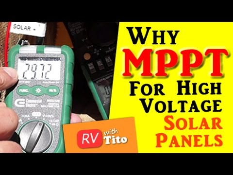Mppt Or Pwm Solar Charge Controller For High Voltage Solar