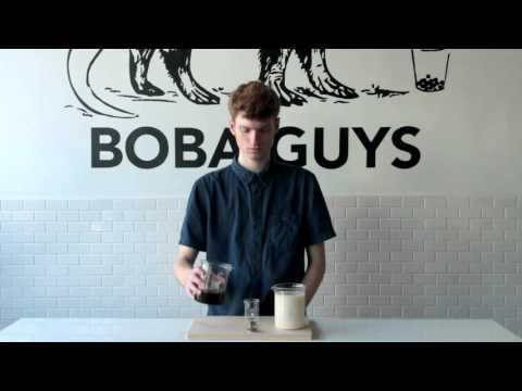 How To Make Milk Tea (The Boba Guys Way)