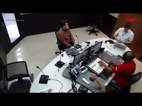 CBN Campo Grande (14/08/18) - com Otávio Neto e Lucas Mamédio