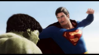 Video Superman vs Hulk - The Fight  (Part 1) download MP3, 3GP, MP4, WEBM, AVI, FLV September 2018