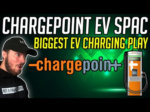 THE BIGGEST EV CHARGING COMPANY IS GOING PUBLIC! - CHARGEPOINT STOCK!