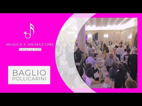 ANIMAZIONE MUSICA MATRIMONI ENNA | Baglio Pollicarini Enna