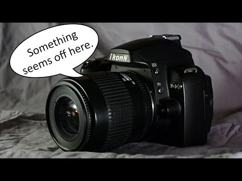 Introduction To The Nikon D40, Video 4 Of 12 (Mode Dial)