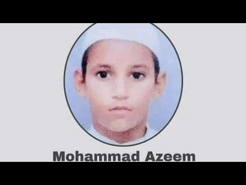 8 Year Old Madarsa Student Lynched inDelhi | Mohammad Azeem | Live report from Madrasa